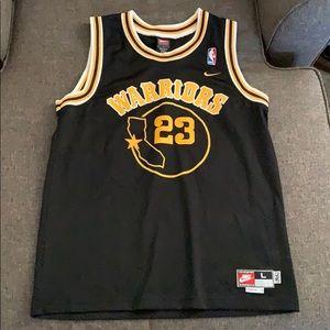Warriors Nike jersey (Richardson#23)
